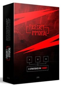 סקירה של FX Secret Immortal EA